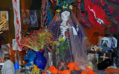 Remembering the Witches & Embody Your Sacred Powers: Creating Your Altar & Webinar Info